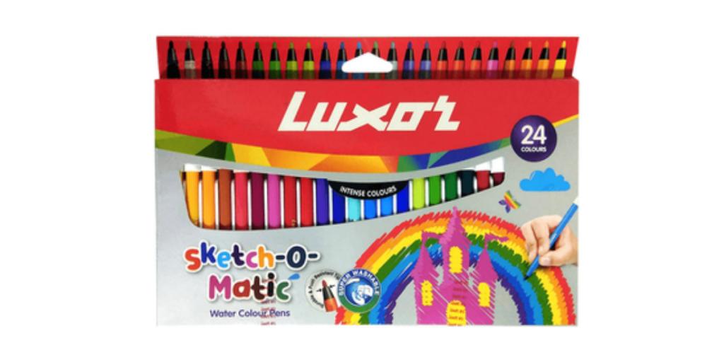 Luxor Sketch-O-Matic Sketch Pens