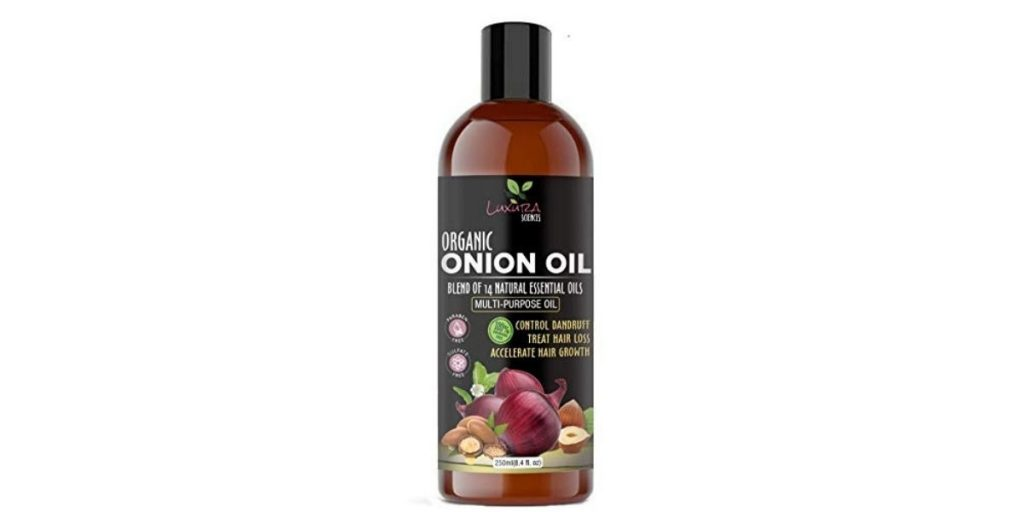 Luxura Sciences Hair Oil