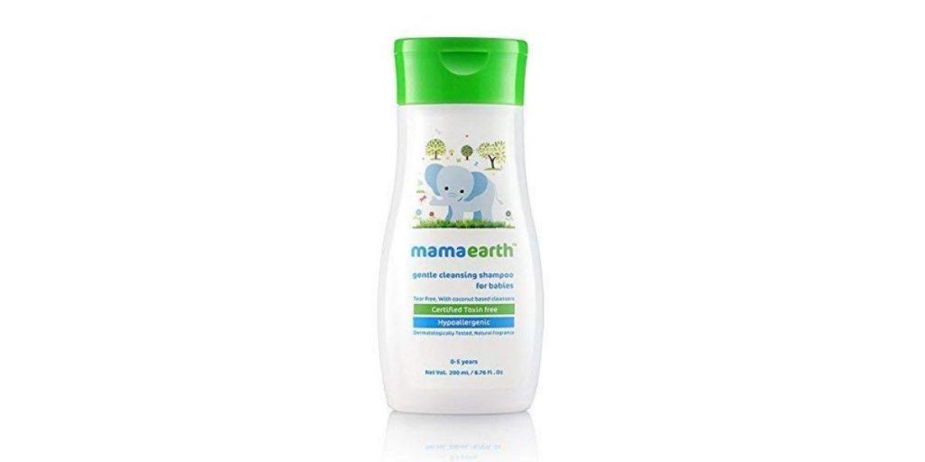Mamaearth Baby Shampoo