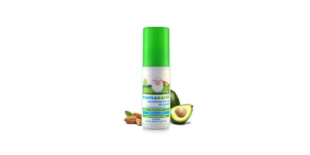 baby best hair oil