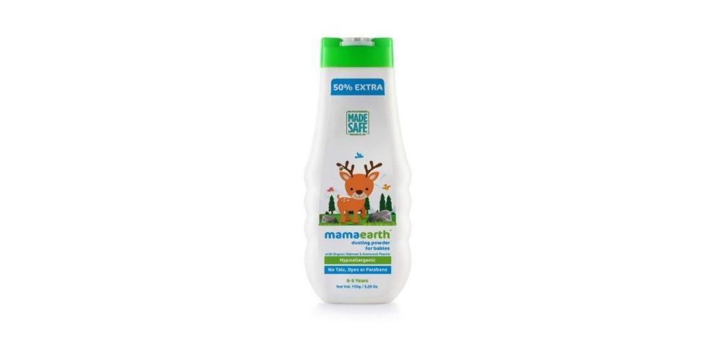 Mamaearth Organic Baby Powder