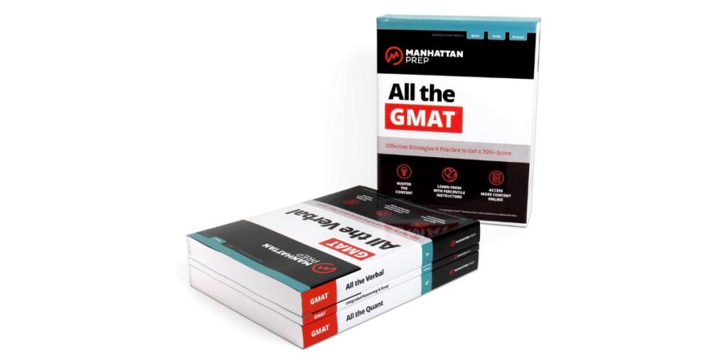 Manhattan Prep GMAT Strategy Guide Books
