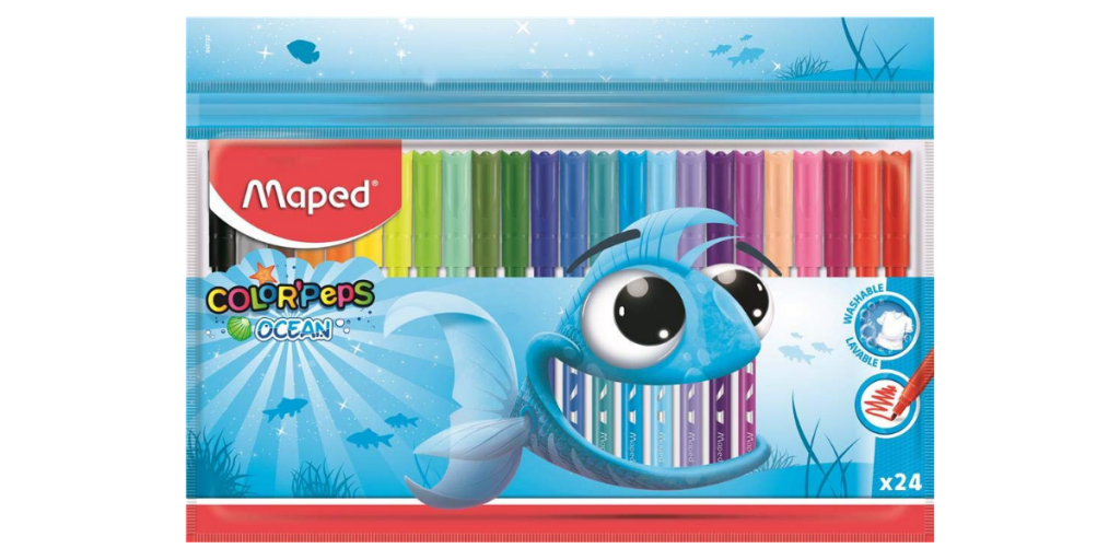 Maped Color'Peps Sketch Pens Set