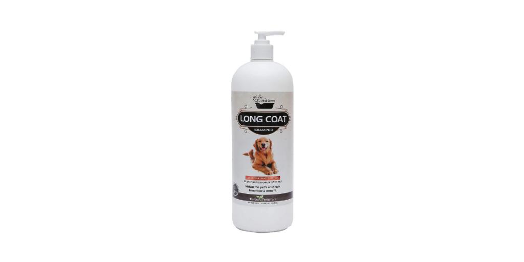 best anti tick shampoo