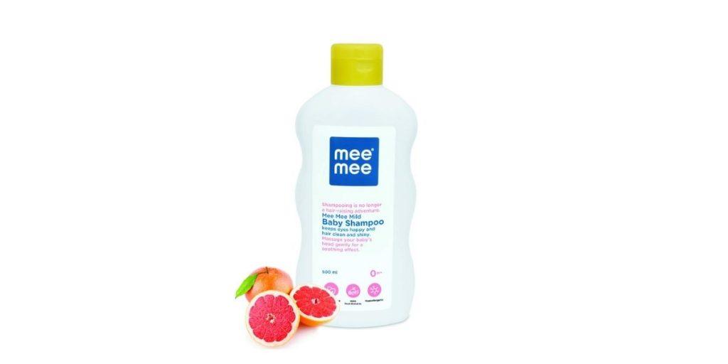 Mee Mee Baby Shampoo