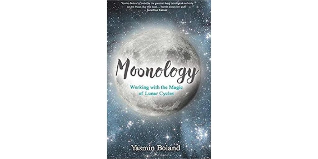 Moonology Astrology Book