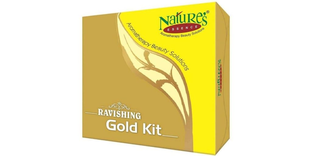 NATURE'S ESSENCE GOLD KIT