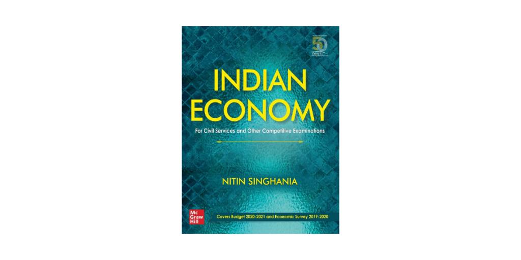 UPSC Preparation books for economics