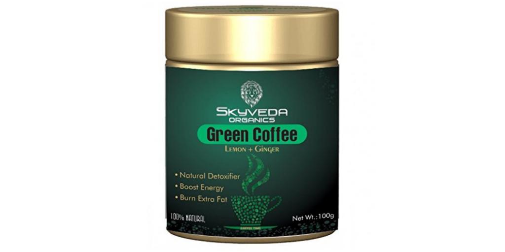 Organics Green Coffee for Weight Loss