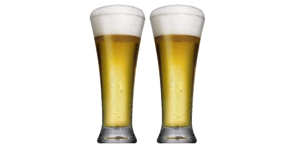 Pashabahce Beer Glass