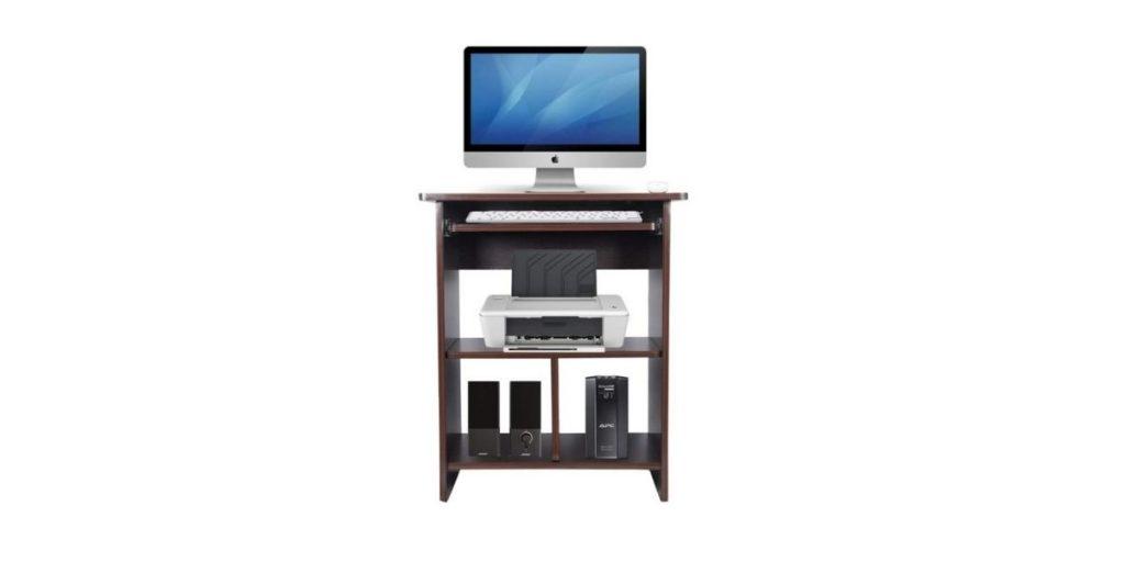 Purple Furniture Computer Table