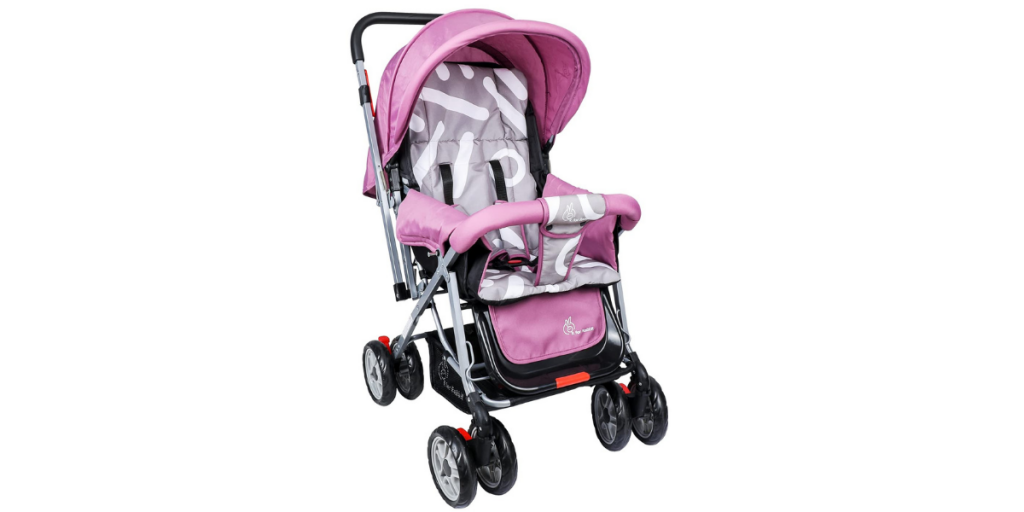 R for Rabbit Colorful Best Stroller for Newborn Baby