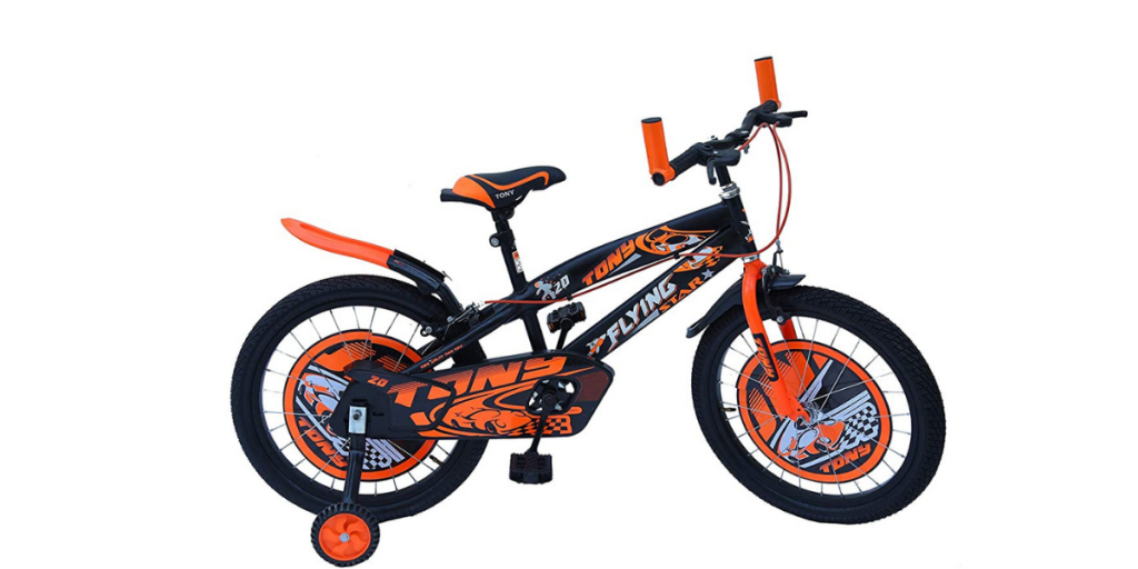 Raw Kids Bicycle