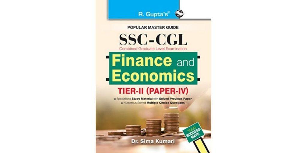 SSC CGL (AAO) Finance and Economics