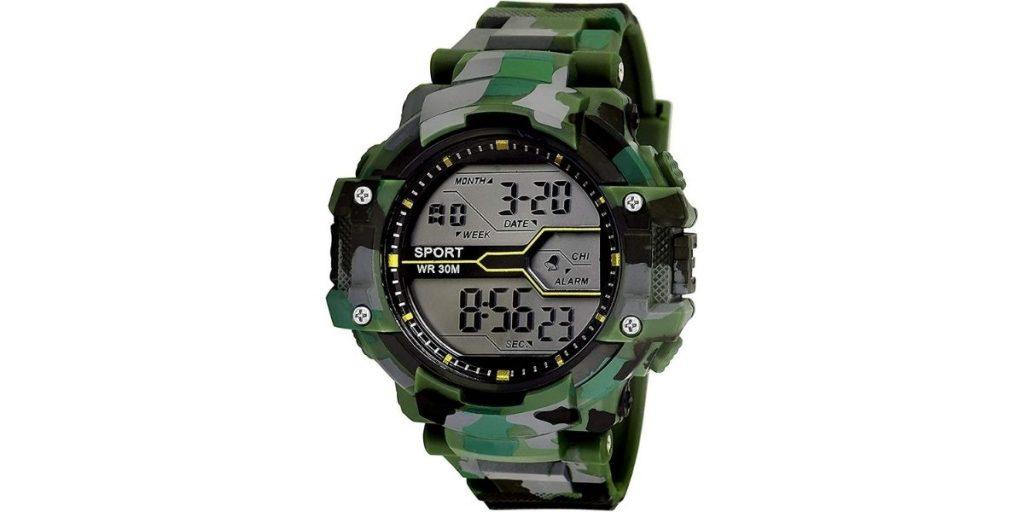 SWADESI Stuff Digital Watch