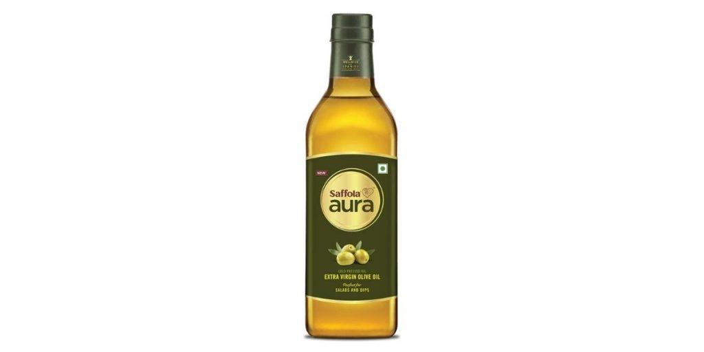 Saffola Aura Extra Virgin Olive Oil