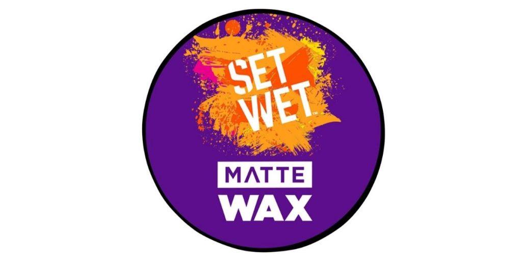 Set Wet Matte Hair Wax