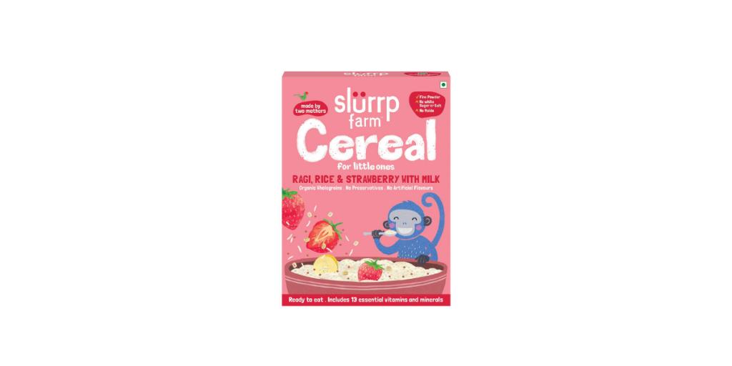 best baby food cereal