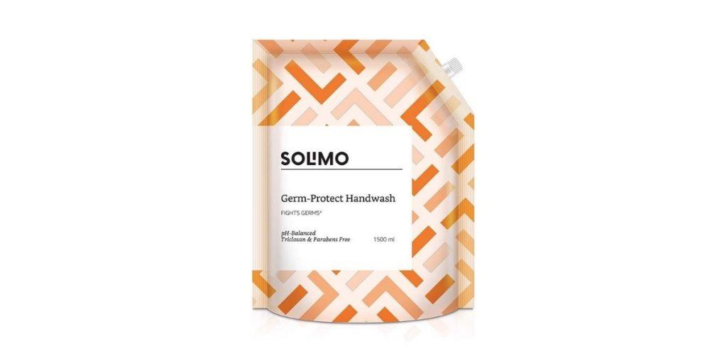 Solimo Germ-Protect Handwash