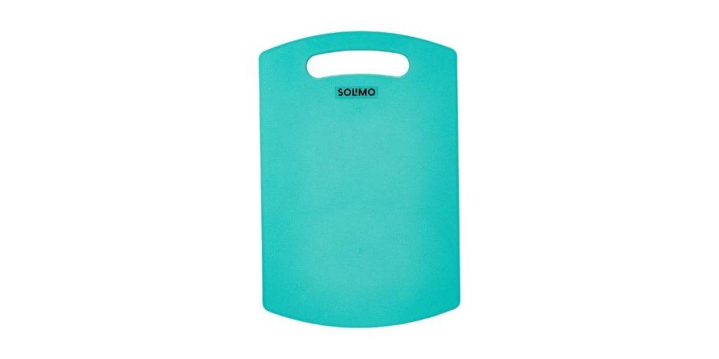 Amazon Solimo Plastic Chopping Board