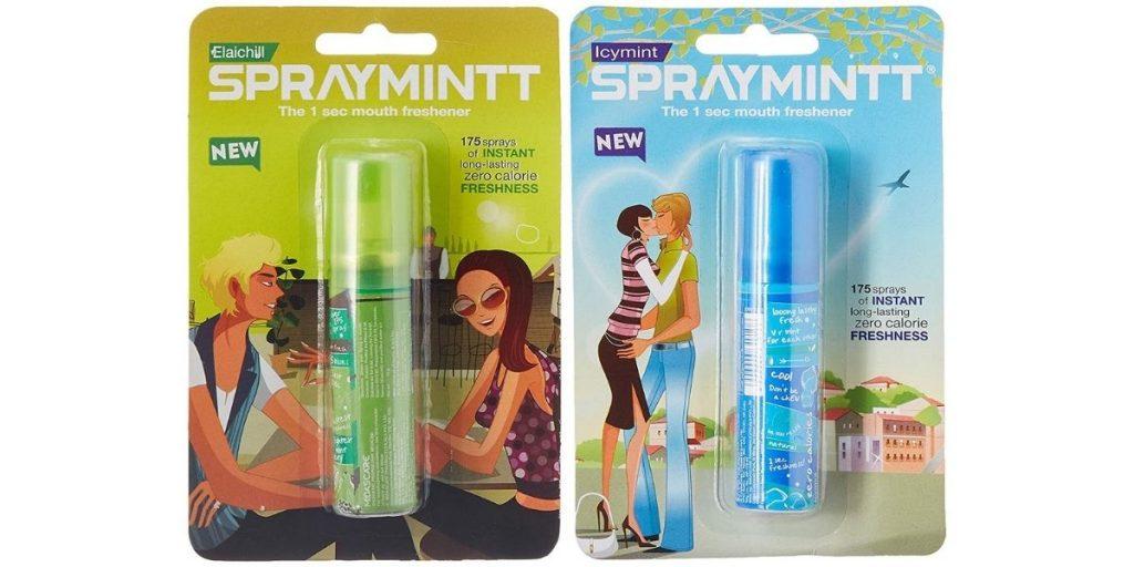 Spraymintt Mouth Freshener