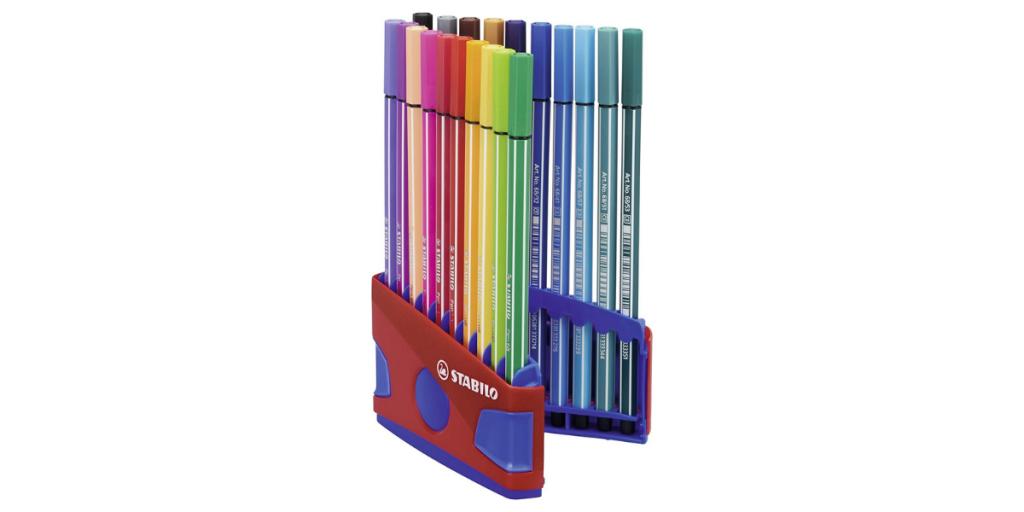 Stabilo Sketch Pen Set