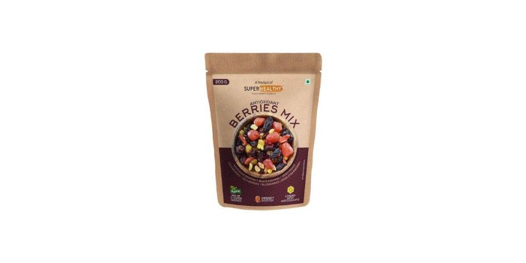 Super Healthy Berries Mix