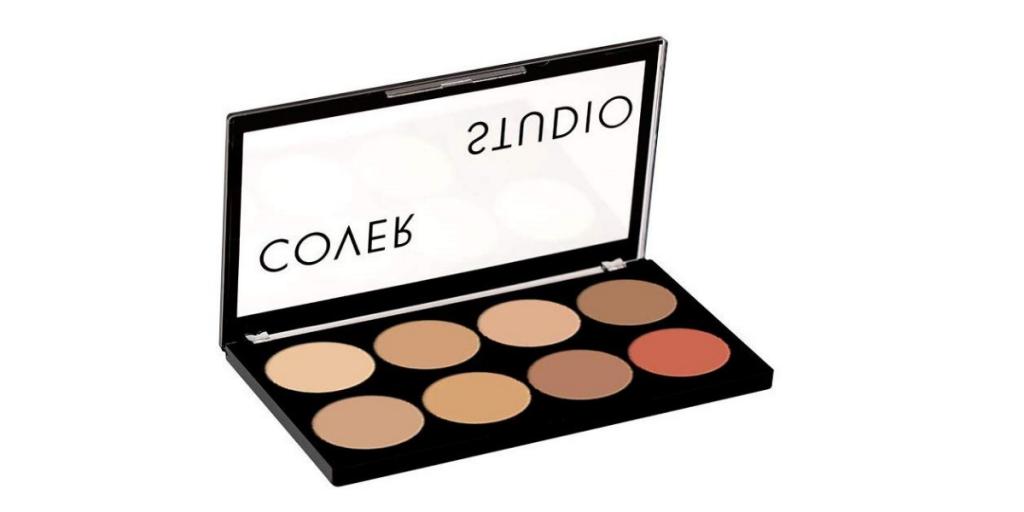 Swiss Beauty Ultra Base Concealer Palette
