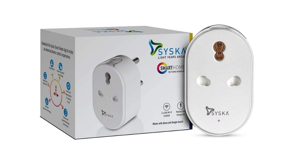 Syska Smart Plug