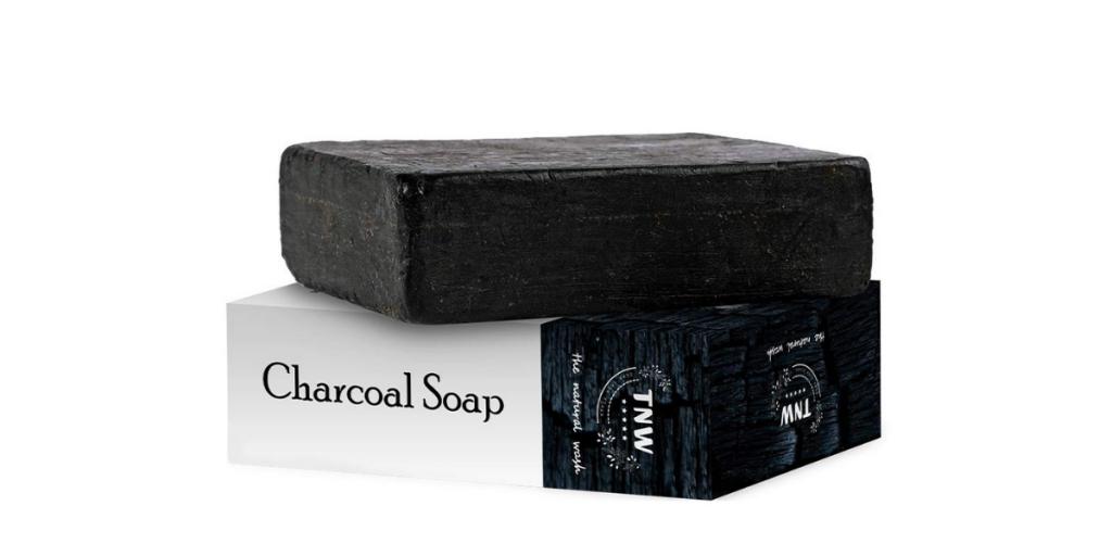 TNW- The Natural Wash Handmade Charcoal Soap