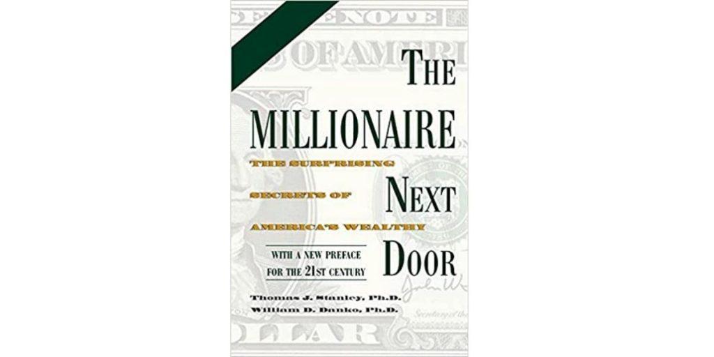 The Millionaire Next Door Finance Book