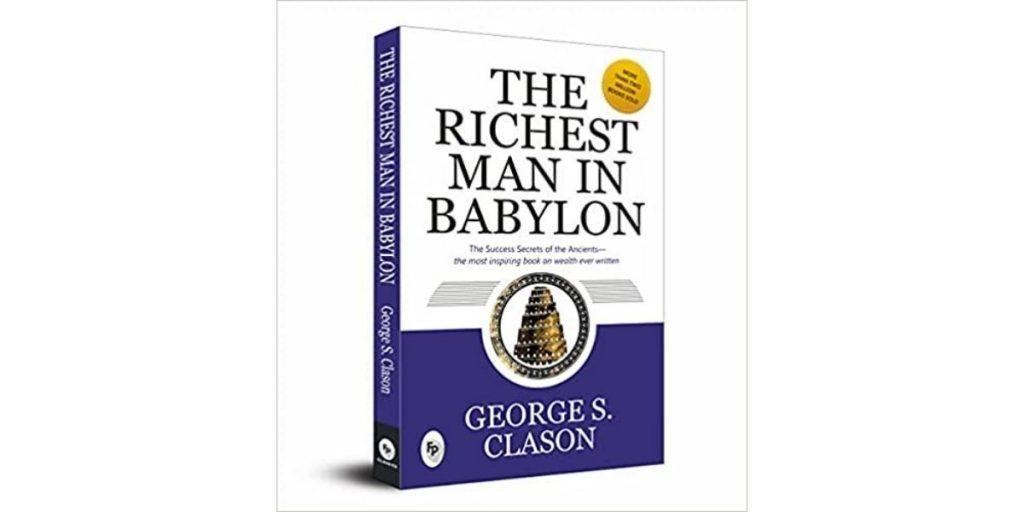 The Richest Man in Babylon Fianance Book