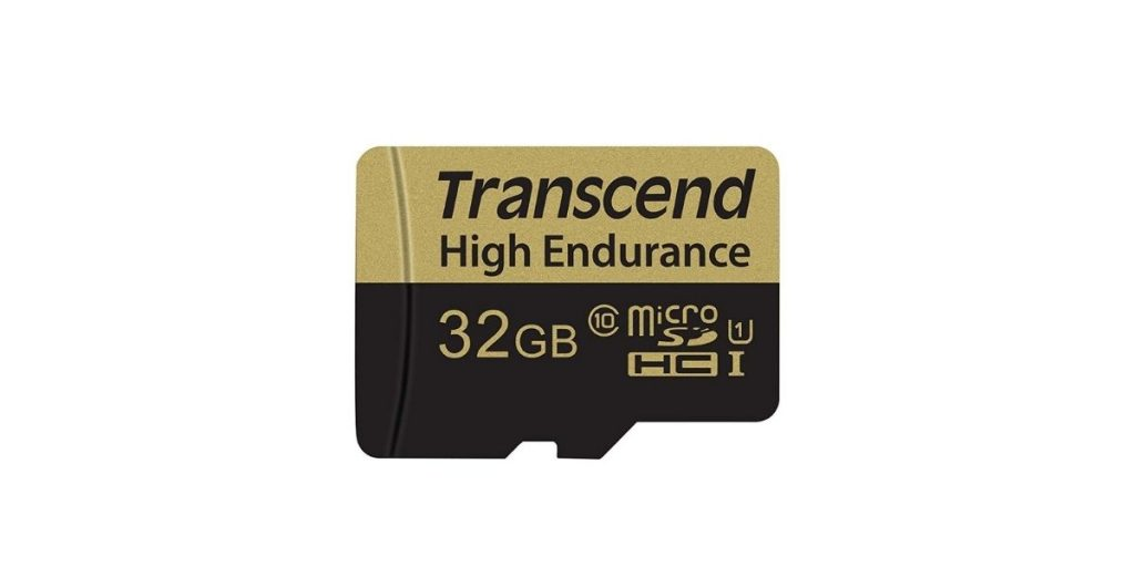 Transcend Information 32GB MicroSD Card