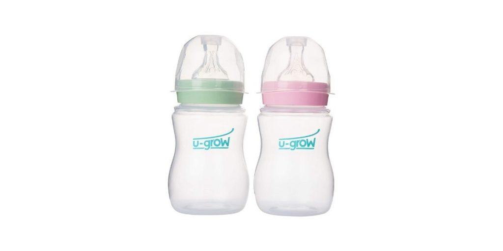 U-Growth Anti-colic Feeding Bottle