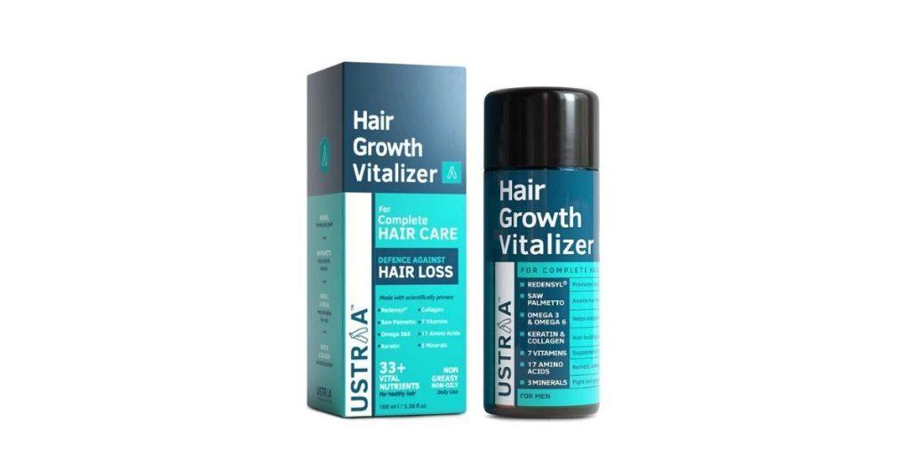 USTRAA Hair Growth Vitalizer Oil
