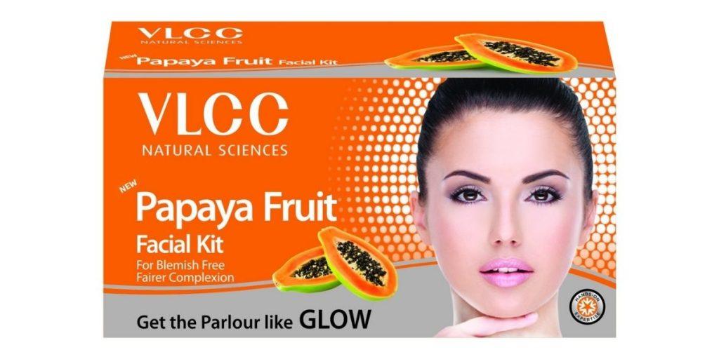 VLCC Papaya Fruit Facial Kits