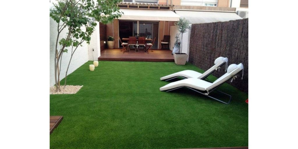 Yazlyn Collection High Density Artificial Grass