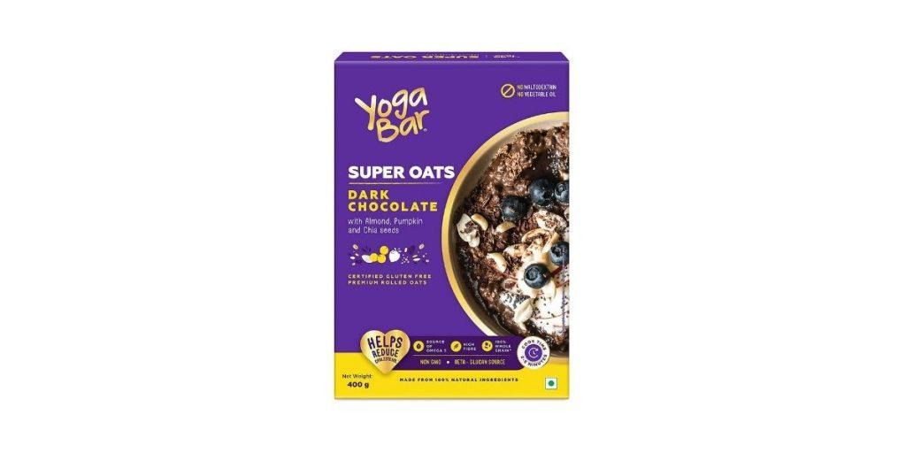 Yogabar Dark Chocolate Oats