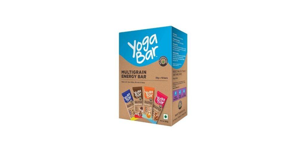 Yogabar Multigrain Energy Snack Bars