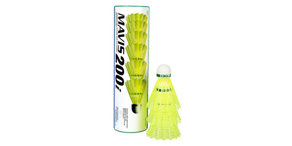 Yonex Mavis 200i Best Shuttlecocks for Intermediate Badminton Players