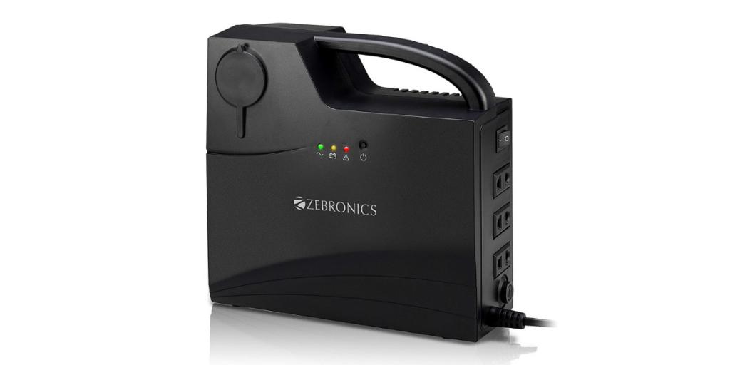 Zebronics Portable Home Inverter