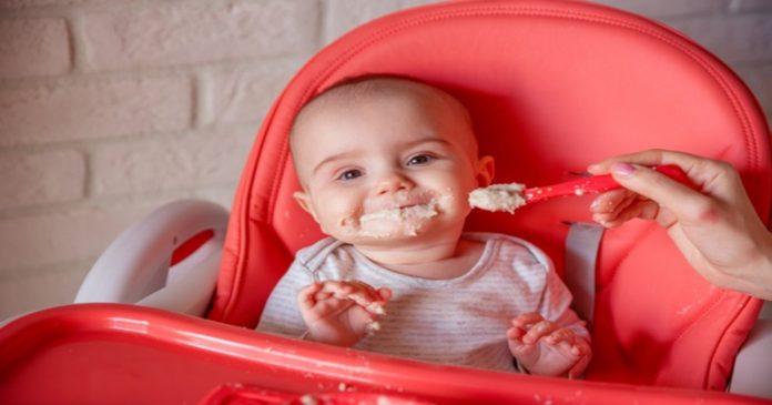 Best baby foods