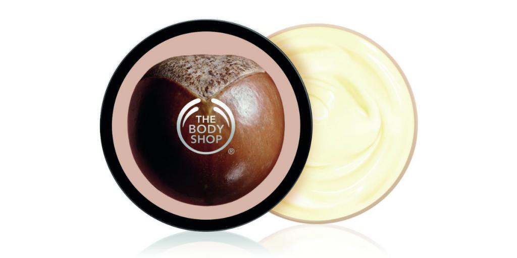 The Body Shop Body Butter - Shea Crème