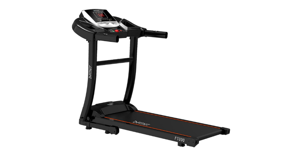 Fitkit FT098 Series DC-Motorized Treadmill