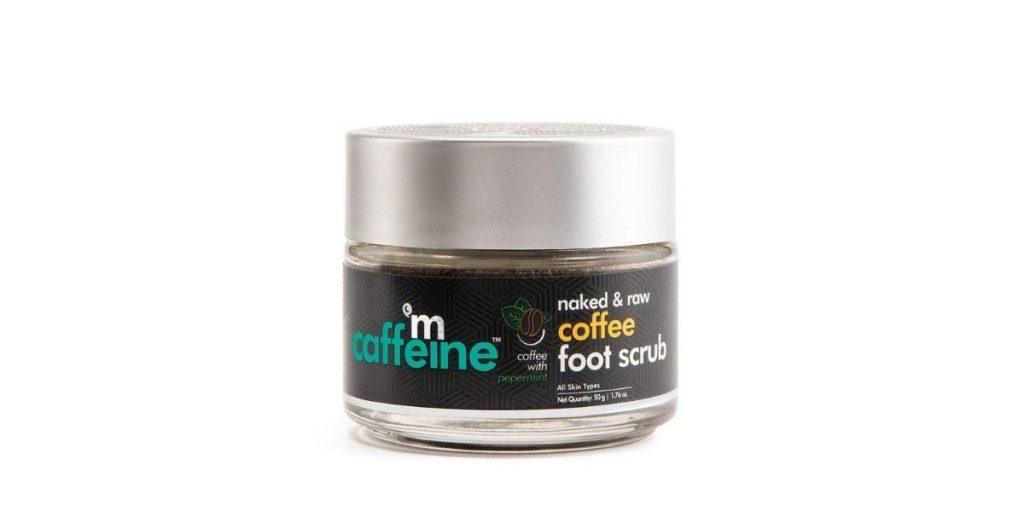 mCaffeine Foot Scrub