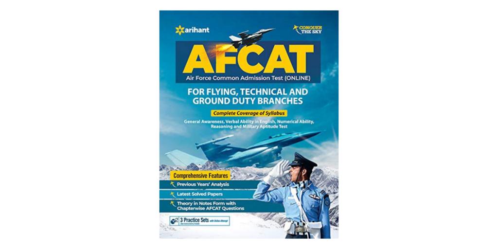 Best AFCAT Books