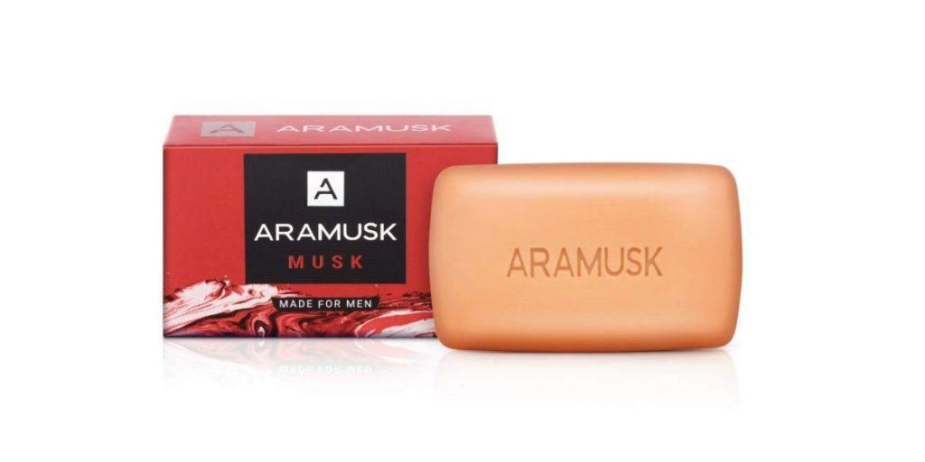 Aramusk Soap for Men