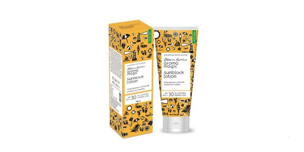 Aroma Magic Sunscreen