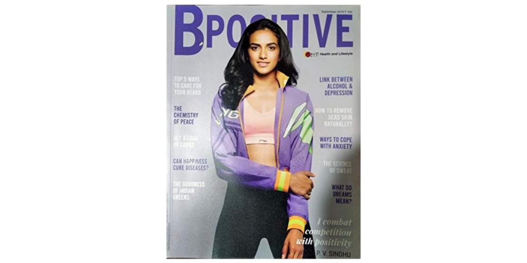 B Positive Healthcare magazine
