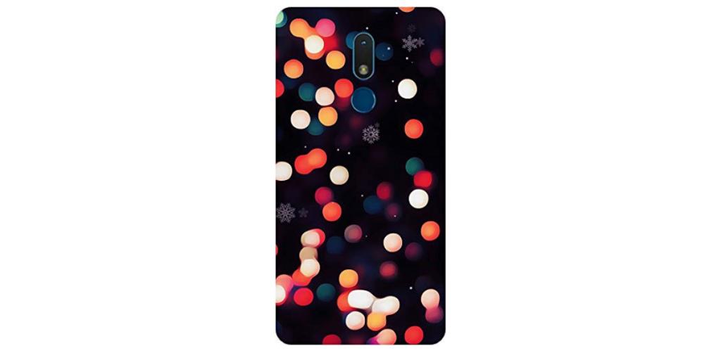 Back Cover Case Design for Nokia C3